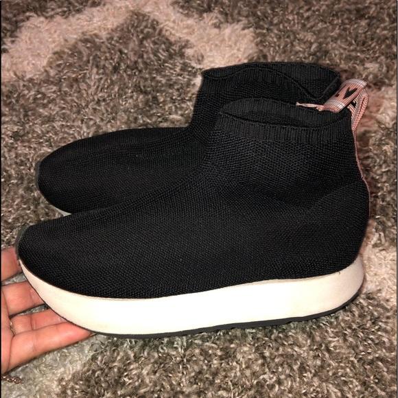 Zara Kids Elastic Sneakers
